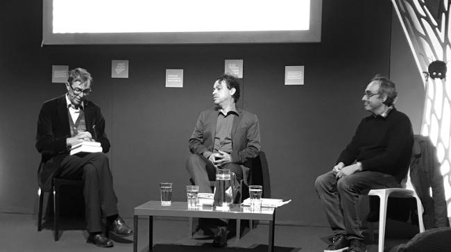 Gary Shteyngart Edinburgh Book Festival