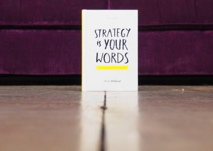 Strategy is Your Words : Book Review